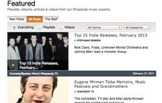 Six Apps And Websites For Music Lovers