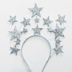 Items similar to Glittery Queen Hedy Star Crown Headband.Burlesque Valentines Pinup Vintage on Etsy Glittery Queen Hedy Star Crown Headband. Wedding Headband, Bridal Crown, Baby Flower Crown, Flower Crown Headband, Star Costume, Queen Costume, Glitter Stars, Red Glitter, Glitter Gif