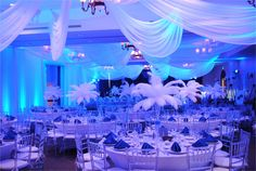 The City of Miramar Florida has beautiful Banquet halls available for your next event.
