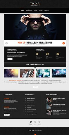 Design gets time... Get Template Espresso! That's WordPress #template // Regular price: $68 // Unique price: $4500 // Sources available: .PSD, .PHP, This theme is widgetized #WordPress #Responsive #Music