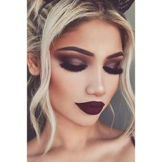 10 Super Sexy Makeup Tips for Valentines Day ❤ liked on Polyvore featuring beauty products, makeup and face makeup
