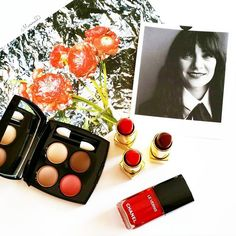 LE ROUGE COLLECTION N°1 La prima collezione maquillage firmata da Lucia Pica…