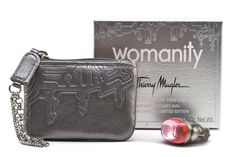 Womanity Thierry Mugler Solid Perfume Ring Pouch 0 90g | eBay