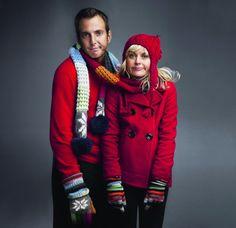 Amy Pohler and Will Arnett