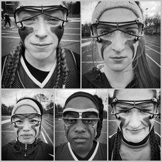 New eye black lacrosse 41 ideas Football Eye Black, Lacrosse, Softball, Eye Black Designs, Football Spirit, Smokey Eyeshadow, Cute Eyes, Black And White Drawing, Sports Women