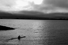Kayak in Greenland | Flickr by Josepha