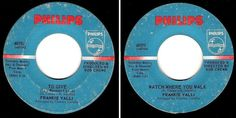 Valli, Frankie / To Give (The Reason I Live) (1967) / Philips 40510 (Single-7 Inch-Vinyl), $1.50
