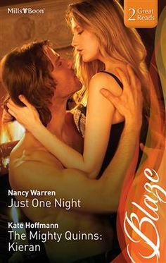 """Read """"Just One Night/The Mighty Quinns Kieran"""" by Nancy Warren available from Rakuten Kobo. Just One Night by Nancy Warren When she sees photojournalist Rob Klassen sleeping in the bed, real estate agent Hailey F. Country Music Stars, Romance Books, First Night, Sexy Men, Audiobooks, Fiction, Novels, This Book, Reading"""
