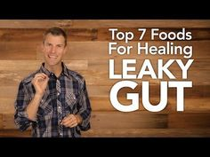 Top 7 Foods for Healing Leaky Gut - IBS, Crohns Disease, Food Allergies, Colon, Stomach Problems, Gluten, Bone Broth, Kefir, Probiotics, Natural Health, Alternative Medicine, Health, Healthcare, Whole Foods, Healthy Foods, Health, Coconut Oil, Wild Caught Salmon, Mackerel, Omega 3 Fatty Acids, Super Foods