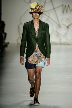 Amapô Spring/Summer 2015 | Sao Paulo Fashion Week