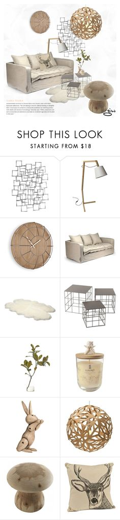 """into the woods..."" by ian-giw ❤ liked on Polyvore featuring interior, interiors, interior design, home, home decor, interior decorating, Arteriors, Bellila, Umbra and PAM"