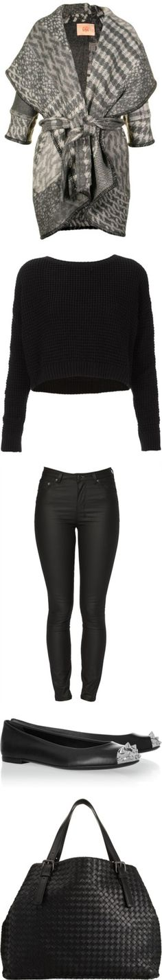 """Cold Winter Day"" by sarratori ❤ liked on Polyvore"