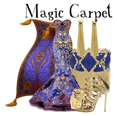 Magic Carpet from Disney's Aladdin Disney Bound Outfits, Disney Inspired Outfits, Themed Outfits, Disney Style, Geek Fashion, Disney Fashion, Summer Outfits, Cute Outfits, Disney Couture