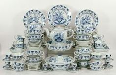 SET OF DELFT CHINA October 25th Unreserved Estate Auction   Official Kaminski Auctions