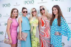 Weekender: Sunday Polo Best Dressed January 6th-Kate Bostic, Amanda Caulder, Leot Taylor, Chelsea Lasater and Shannon Perez