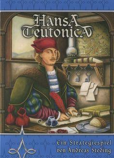 Hansa Teutonica - any time, any place.