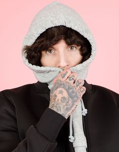 Oliver Sykes - Bring Me The Horizon for Drop Dead