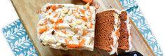 Delectable Carrot Spice Protein Bread   LBFH- article