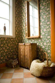 Design Sponge Sneak Peak: Elisabeth Dunkers Country Home