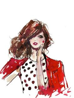 vita yang Fashion Illustrations ♠♥♠♥