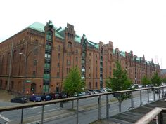 Allemagne (ex-RFA) - Hamburg - Les anciens docks