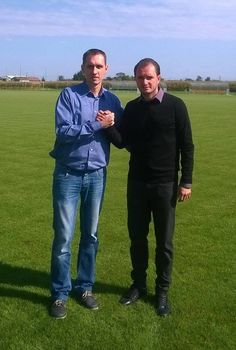 ...with Balazs Varga(Young UEFA A License )Coach....