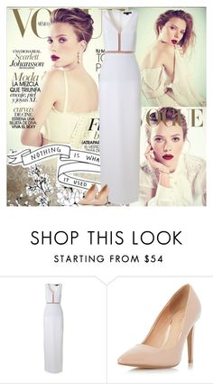 """""""Scarlett Johansson~Vogue Mexico December 2013"""" by fashion10496 ❤ liked on Polyvore featuring SANCHEZ, Alexander Wang and Dorothy Perkins"""