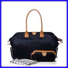 JEMMA Women's BIRDIE Gym Bag Oxford Blue - Shoulder bags (*Amazon Partner-Link)