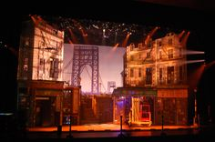 In the Heights National Tour set and props are available for rent! #intheheights #tmtcompany