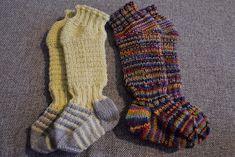 kaksin kaunihimpi: Kantoliinasukat - päivitetty ohje Socks, Baby, Handmade, Fashion, Moda, Hand Made, La Mode, Sock, Newborns
