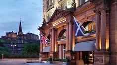 Ian Rankin The Falls Waldorf Astoria Edinburgh - The Caledonian, United Kingdom - Hotel Exterior