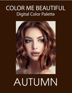 New from Color Me Beautiful, worlds leading authority on color- online shopping guide for Autumns. Don't know your season? Take the Color Quiz.
