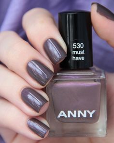 Anny 'Must have' nail polish: Photo by mozaika_mary #nail #polish #Anny