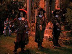 Three Musketeers gif