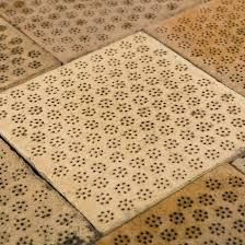 Batch of 1000 Reclaimed 12 inch Clay Malting Tiles Floor Tiles - 90 SqMs Driveway Entrance Landscaping, Sloped Yard, Stone Driveway, Front Yard Design, Mediterranean Design, Vegetable Garden Design, Flower Plates, Animal Print Rug, Tile Floor