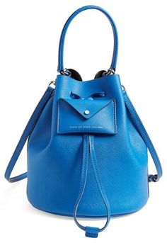 MARC BY MARC JACOBS 'Metropoli' Leather Bucket Bag