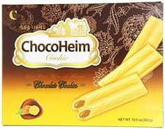 Crown Choco Heim Cookie, 10oz (Pack of 2) by Crown -- Awesome products selected by Anna Churchill