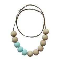 Peppermint sorbet necklace - hardtofind.