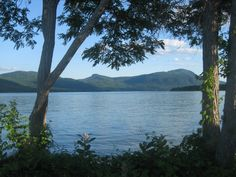Lake George, NY; in the heart of the Adirondack Mountains