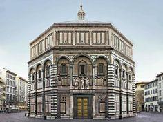 Battistero di Firenze restauro Opera di Santa Maria del Fiore - Firenze - Arte.it online MAPPARE L'ARTE IN ITALIA notizie+scheda personale,click grazie: