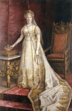 1797 Unknown artist - Louise of Mecklenburg-Strelitz, queen of Prussia
