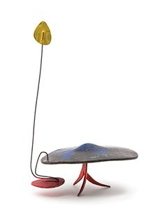 Alexander Calder, Toadstool with Feather, 1948