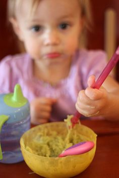 Toddler meals. Awesome blog post about picky eaters and meal ideas - For Easton!