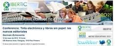 Conferencia: Tinta electrónica y libros sin papel, las nuevas editoriales. 10 de mayo de 2012. Buenos Aires