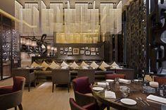 JoJo Restaurant, St Regis Hotel, Bangkok