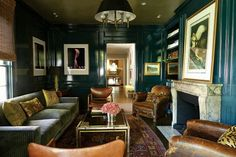 Paul Garzotto http://www.papercitymag.com/interiors/the-blue-bloods-decorator-historic-1931-home-revamp-shows-off-an-exclusive-designers-magic/