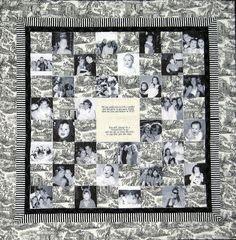 Jen's Quilt by Patchwork Memories, via Flickr