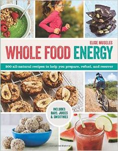 New Age Mama: Book Review: Who Food Energy by Elise Museles
