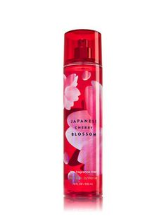 Signature Collection Japanese Cherry Blossom Fine Fragrance Mist - Bath And Body Works