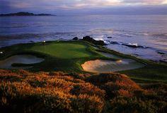Pebble Beach Golf Links  Pebble Beach, CA